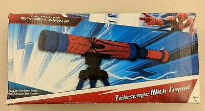 Marvel Amazing Spider-man Children's Telescope with Tripod