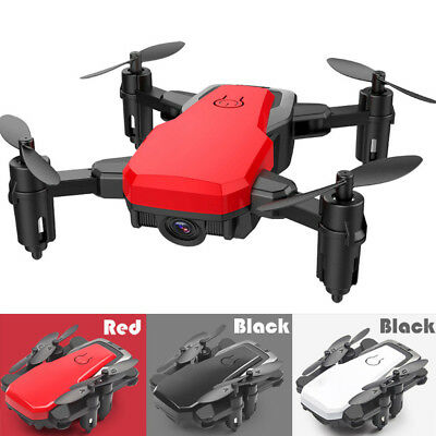 Mini D2WH Foldable With Wifi FPV 2.0MP HD Camera 2.4G 6-Axis RC Quadcopter Drone