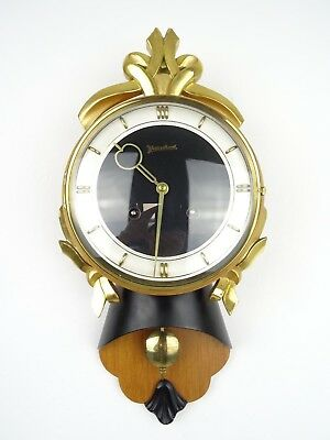 Swedish Westerstrand Vintage REPAIR Wall Clock Gustavian Gilt (Junghans era)