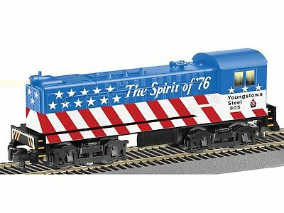 Lionel 6-42599 American Flyer Youngstown Steel Switcher