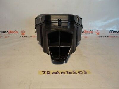 Airbox duct Box Filter Triumph Street triple 675 13 15