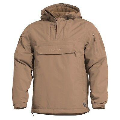 7555a8ed3c4 PENTAGON UTA URBAN Tactical Anorak Mens Soft Shell CCW Side Access ...