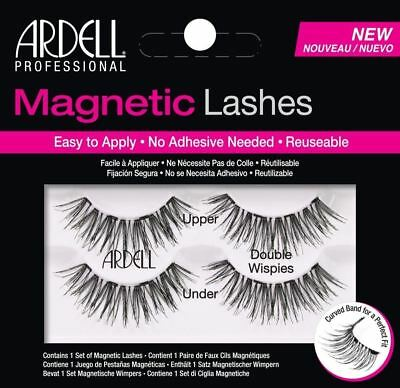 ARDELL Magnetic Lashes Double Wispies Different Quantity Available
