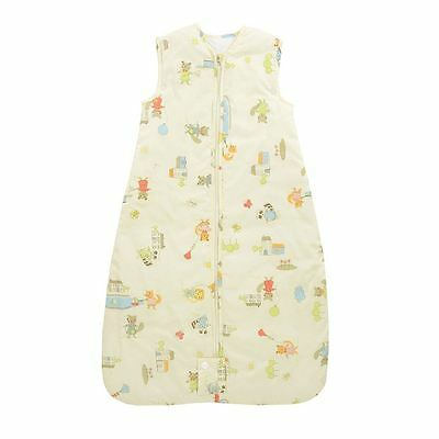 Walk in the Park 0-6m 1.0 Tog - Cool Travel Grobag Baby Safe Sleeping Bag - New