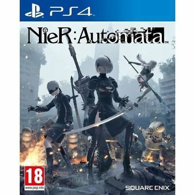 Nier : Automatica - PS4 IMPORT neuf sous blister