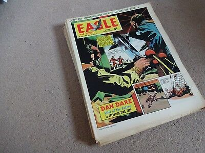 Eagle Vol 14 January to June 1963 (26 issues)