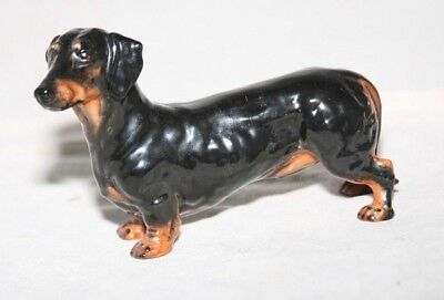 Royal Doulton Medium Dachshund Figurine HN 1128
