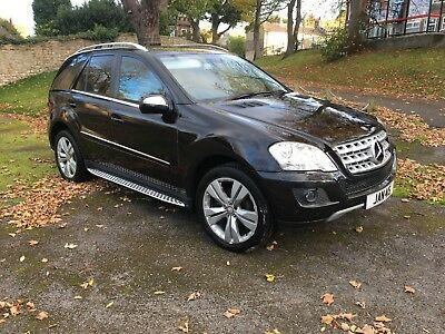 Mercedes Ml 350 Sport Cdi Relisted Due To Ebay Timewaster