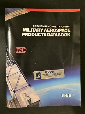PRECISION MONOLITHICS 1988 Military Aerospace Products Databook