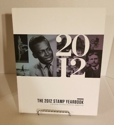 2012 stamp yearbook