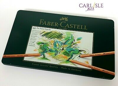 Faber-Castel - PITT Pastel Pencils - Set Of 60