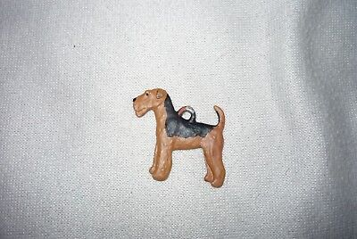 Airedale Dog Necklace