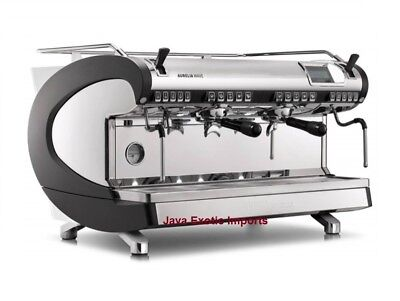 Simonelli AURELIA WAVE DIGIT 2 Group Commercial Espresso Machine - FREE Install!