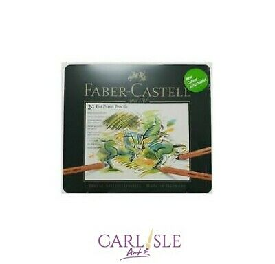 Faber-Castell - PITT Pastel Pencils - Set Of 36