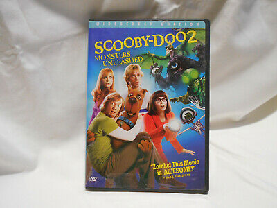 Scooby-Doo 2 Monsters Unleashed Widescreen Edition DVD