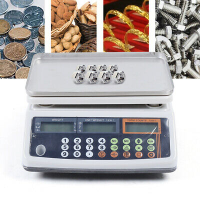 300g/0.001g Electronic Digital Lab Analytical Balance Weighing Scale Precision