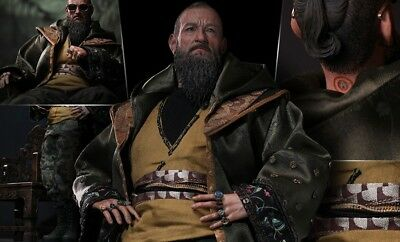 Hot Toys - MMS211 - Iron Man 3: The Mandarin - Sixth Scale Figure - New In Box!