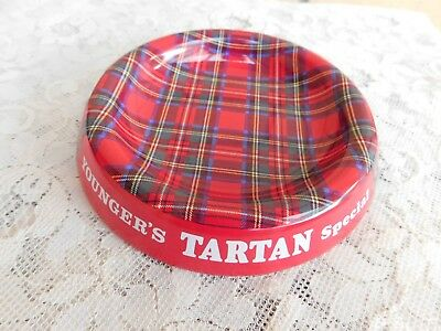 Younger's Tartan Special Ashtray