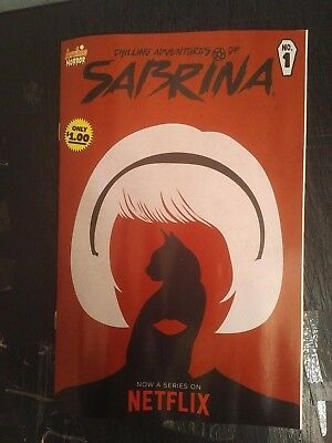 Chilling Adventures Of Sabrina #1 2018