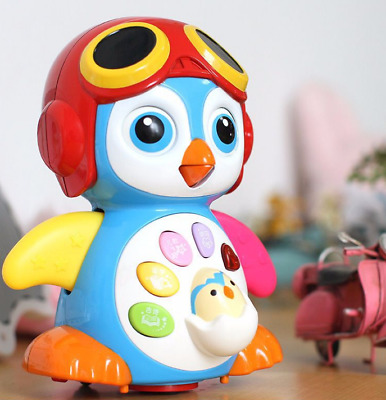 Baby Toys Lovely Smart Swing Dancing Penguin Early learning