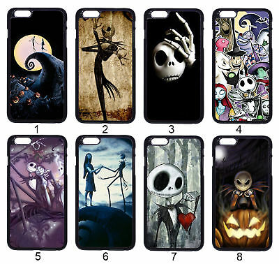 The Nightmare Before Christmas Jack For iPhone XS Max iPod & Samsung Galaxy Case
