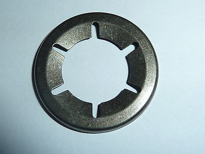 Starlock lock On Washers For imperial Round Shafts Push On Grab 10 x 3/8""