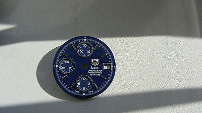 TAG Heuer CT5110 ZIFFERBLATT CT-5110 Link Chronometer Officially Certified Dial