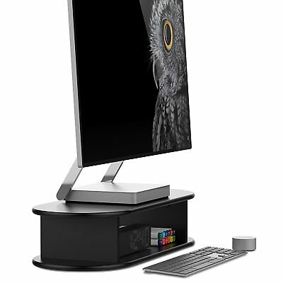 FITUEYES Desktop Computer Monitor Riser Stand for Xbox One/Component/Flat screen