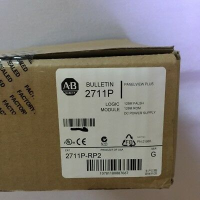 ALLEN BRADLEY 2711P-RP2 2711PRP2 PanelView NEW IN BOX 1PCS