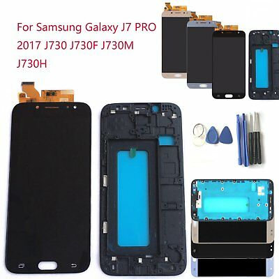 LCD Display For Samsung Galaxy J7 PRO 2017 J730 J730M/H/F Touch Screen Digitizer