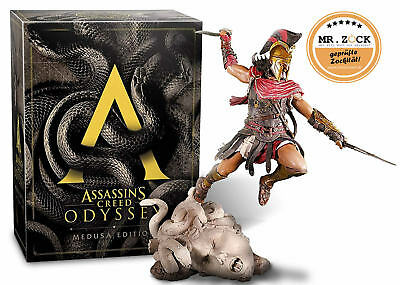Assassin's Creed Odyssey - Medusa Collector's Edition mit Figur - PS4 *nagelneu*