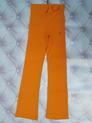 Adidas Girls Pants Tracksuits Bottoms in Orange or Purple Colour