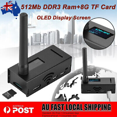 Self-contained Digital MMDVM Hotspot Board Support DMR DSTAR P25 For Raspberry