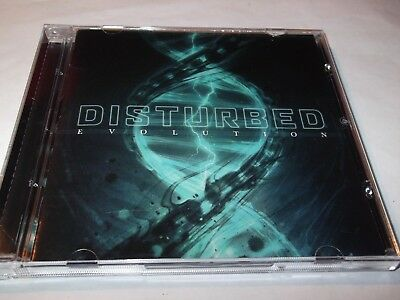 Disturbed.evolution .cd. 2018 . 14 Tracks. New !