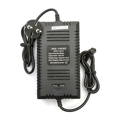 24v EU Electric Scooter Battery Charger Razor E90 E100 E125 E150 E200 E300 E500