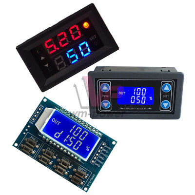 Digital PWM Pulse Wave Frequency Signal Generator Square Wave Duty Cycle Module