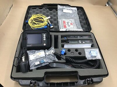 ODM VIS-300 Fiber Optic Video Inspection Scope, TP220, RP450 and Accessories!