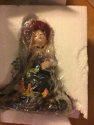 NEW Lenox Halloween Witch's Brew Figurine Halloween Collectible - Brand New