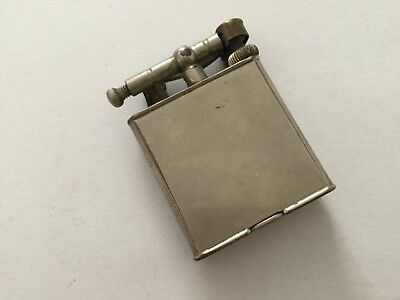 Briquet Dunhill Essence Fabrication Anglaise Lighter Feuerzeug Made In England