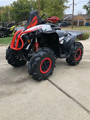 2018 Can Am Renegade XMR 570  MINT CONDITION!!! 3yr. Factory Extended Warranty