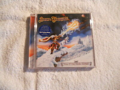 """Luca Turilli """"King of the nordic twilight"""" 1999 cd LMP Records New £"""