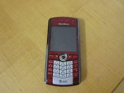 G308 Blackberry Pearl Phone, Does not Work, Sold for PARTS Only
