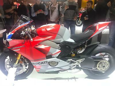 Ducati V4S Panigale Corse edition Superbike motorcycle