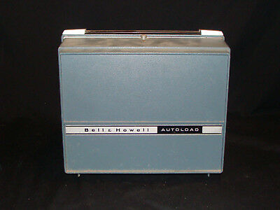 Vintage Bell & Howell Autoload 357A 8MM Movie Projector Still Works!!!