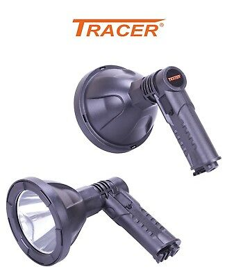 Tracer LED Handheld Sportlight**Dual Colour**White/Red**Hunting Shooting Lamping
