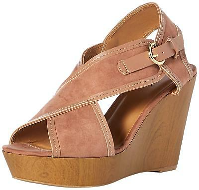 5aa2ee3db1 QUPID WOMEN'S WEDGE Sandal - $17.62 | PicClick