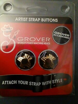 Strap Button Grover 620G Eagle