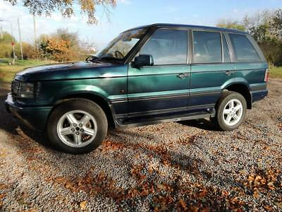 RANGE ROVER VOGUE 50   Land Rover 50th anniversary   Only 100 made