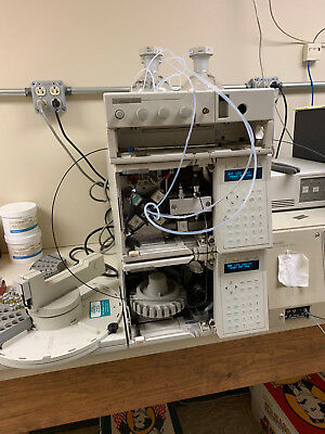 Agilent 1050 HPLC Working System