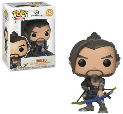 Overwatch - Hanzo - Funko Pop! Games (2018, Toy NUEVO)